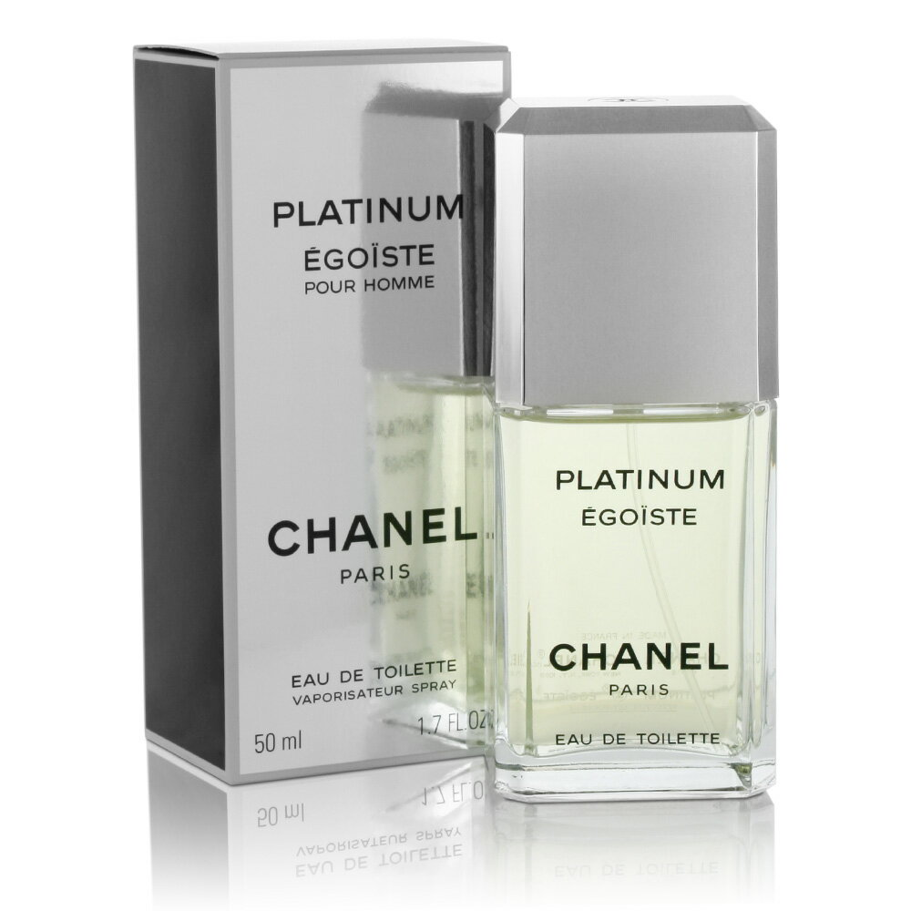 viporte | Rakuten Global Market: Chanel egoist Platinum EDT Eau de toilette SP 50 ml CHANEL ...