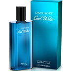 ダビドフ クールウォーター EDT オードトワレ SP 125ml DAVIDOFF COOL WATER EAU DE TOILETTE SPRAY