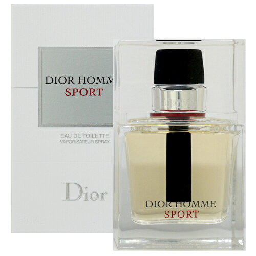美容・コスメ・香水, 香水・フレグランス  EDT SP 50ml CHRISTIAN DIOR DIOR HOMME SPORT EAU DE TOILETTE SPRAY