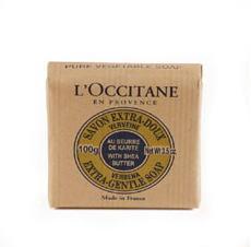 歐舒丹乳木果油皂馬鞭草 100 g 歐舒丹 L 歐舒丹香皂肥皂馬鞭草乳木果油