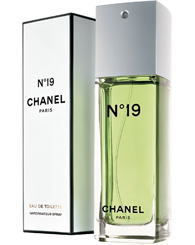 CHANEL n19 No.19 EDT SP 100ml CHANEL N19 EAU DE ...