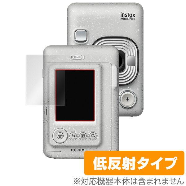 デジタルカメラ用アクセサリー, 液晶保護フィルム  instax mini LiPlay OverLay Plus for instax mini LiPlay