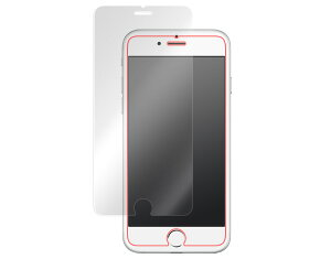 GLASSPRO+PremiumTemperedGlassScreenProtection(バックボタン機能付き)foriPhone6【メール便指定商品】液晶保護フィルムシートシールガラスP15Aug15