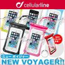 cellularlineVoyager新防水スマートフォンケース/防水ケースカバー10P27May16