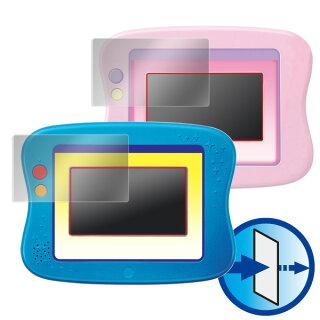 できた!がいっぱいドリームトイパッド用保護フィルムOverLayEyeProtector【送料無料】【ポストイン指定商品】液晶保護フィルムシートシールフィルター目にやさしいブルーライトカット10P09Jul16
