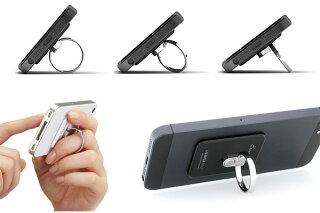 iPhone7/iPhone7Plusが片手で操作が可能に!バンカーリング【スマホストラップスマホに最適スマホ落下防止ストラップ】BunkerRingEssentials【ポストイン指定商品】10P03Dec16