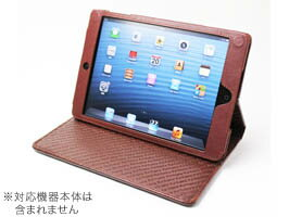 Piel Frama Natural Cowskin レザーケース(シネマタイプ) for iPad mini