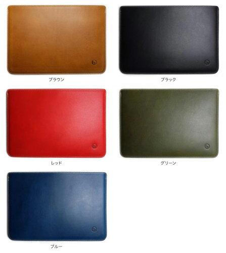 buzzhouse design バズハウスデザイン ハンドメイドレザーケース for iPad(第5世代) / iPad Pro 9....