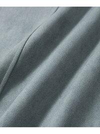 [Rakuten Fashion]【美人百花11月号掲載】【パウダータッチエコスエード】キャミワンピース ViS ビス ワンピース ワンピースその他 グレー ベージュ グリーン【先行予約】*【送料無料】