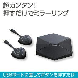 【MAXHUB】ミラーリングボックスWB01