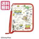 母子手帳ケース Disney ディズニー マルチケース(トイ・ストーリー) ミニタイプ DMSS-1801K 【クリックポスト】メール便 送料無料