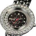 レディース ディズニー腕時計 ミッキーハッピークリスタル スワロフスキー ミッキーマウス 限定品【送料無料】【smtb-TD】【saitama】