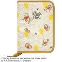 母子手帳ケース Disney ディズニー マルチケース クリアポケット付(プーさん) DCPM-2582K【クリックポスト】メール便【送料無料】