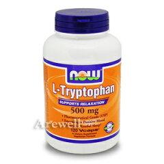 【お徳用】L-トリプトファン 120ベジタブルカプセルアミノ酸『トリプトファン』が2粒で1000mg摂...