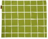 ランチョンマット プレイスマット 北欧 Vita home ブリック グリーン 綿100% 日本製