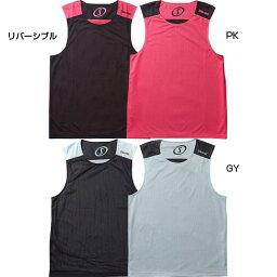 スポルディング メンズ バスケットボールウェア リバーシブル ノースリーブシャツ 送料無料 SPALDING SMT130190