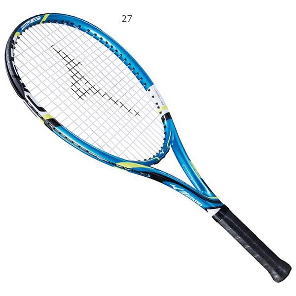 【送料無料】 ミズノ Mizuno ジュニア テニス Fエアロ 26 テニスラケット ストリング張り上げ ケース付 63JTH707