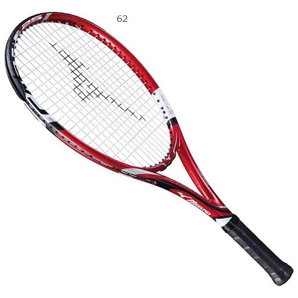 【送料無料】 ミズノ Mizuno ジュニア テニス テニスラケット Fエアロ 25 ストリング張り上げ ケース付 63JTH708