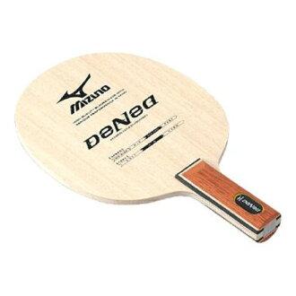 打美津濃Mizuno人分歧D桌球denebupenraketto中國式筆CP兩面播放器輕量18TT110