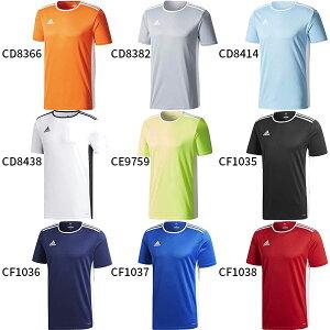 【送料無料】 アディダス adidas メンズ エントラーダ18 半袖 トレーニングシャツ ENTRADA サッカーウェア フットサルウェア トップス EEE63