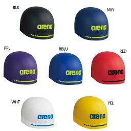 アリーナ メンズ レディース シリコン キャップ スイムキャップ 水泳 帽子 送料無料 arena ARN-9400
