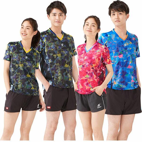 メンズウェア, シャツ  MOVESTAINED SHIRT Nittaku NW-2191