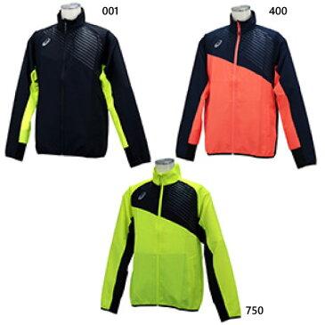 【送料無料】 アシックス asics メンズ レディース クロスジャケット ジャージ トップス 長袖 上着 スポーツ トレーニング 単品 上 2031B209