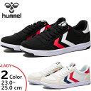 【送料無料】 ヒュンメル hummel レディース スタディール ライト キャンバス STADIL LIGHT CANVAS ローカット スニーカー シューズ 紐靴 HM210901
