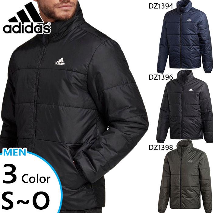 メンズファッション, コート・ジャケット  adidas BOS 3-Stripes Insulation Jacket FXJ52