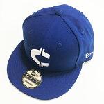 RHCRonHerman(ロンハーマン):Chillax×NEWERA×RHCCロゴキャップ(Blue)