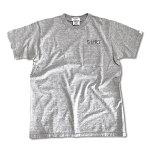 【オススメ】RHCRonHerman(ロンハーマン):SURT×ONEITA×RHCPOWER-TポケットTシャツ(Gray)