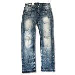 RHCRonHerman(ロンハーマン)限定販売:SURTxBIGJOHNxRHCDamagedDenimJeans