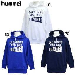 ラクロス スウェット パーカー (レディース)【hummel】ヒュンメル ● ラクロス ウェア スウェット (HAPL8002)*72