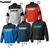 ハイブリッドピステトップ【hummel】ヒュンメルウィンドブレーカーシャツ20AW (HAW4192)*47