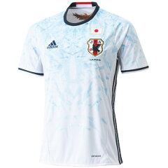 日本代表限定ポスターをプレゼント!adidas サッカー 日本代表 アウェイ レプリカユニフォーム...