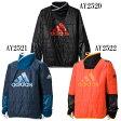 KIDS Rengi ウォーマートップ(中綿)【adidas】アディダス ● ジュニアトレーニングウェア ピステ16FW(BQL33)*50