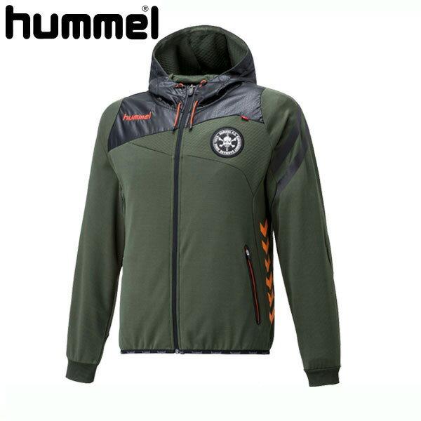 FC.SKULL-スウェットフーデッドジャケット【hummel】ヒュンメル スウェットシャツ 17AW(HAP8175ZS)*00