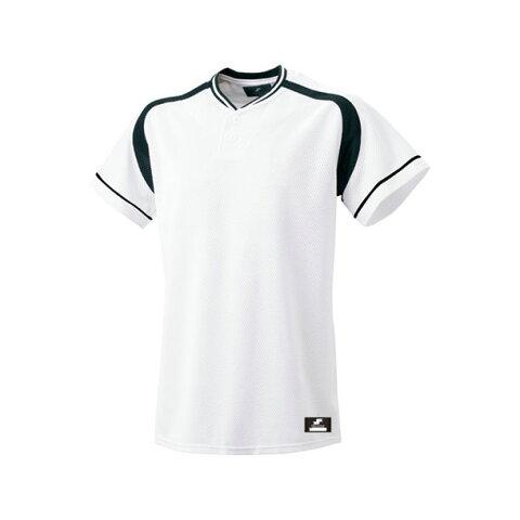 ジュニア・2ボタンプレゲームシャツ〈受注生産〉【SSK】エスエスケイTシャツ(BW2200J)*25
