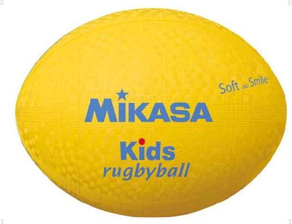 キッズラグビー イエロー【MIKASA】ミカサラグビアメ11FW mikasa(KFY)<お取り寄せ商品の為、発送に2〜5日掛かります。>*20