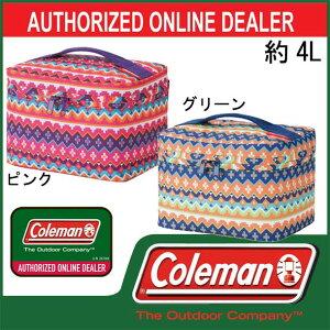 クーラーボックス/4L【coleman】コールマンクーラーバッグ13SS(170-7002/7110)<発送に2〜5日掛る場合が御座います。>