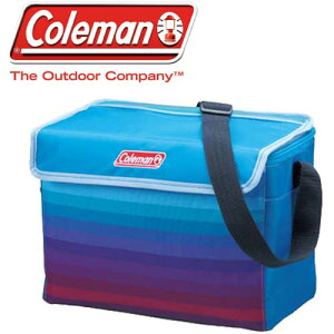 グラデーションソフトクーラー/9L【coleman】コールマンクーラーバッグ13SS(2000011324)<発送に2〜5日掛る場合が御座います。>