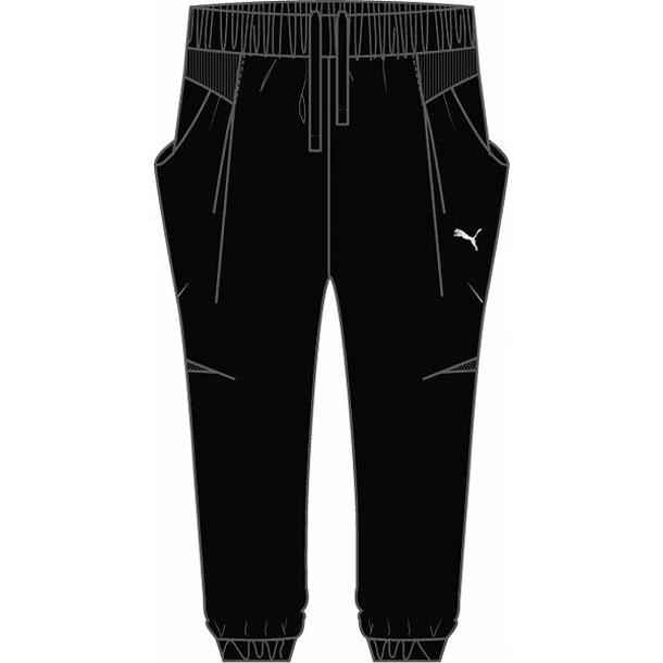 3/4 Cuffed Woven Pants【PUMA】プーマウィンドブレーカーパンツ(515435)*20