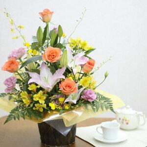母の日/花/送料無料/フラワーアレンジメント/フラワーギフト/フラワー/生花/アレンジ/アレンジ...