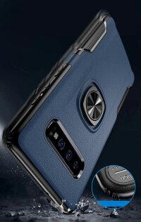 送料無料SamsungGalaxyS10S10+S10eケースカバーギャラクシーCASE耐衝撃高級感があふれスタンド機能リングブラケット付きストラップホール付きおしゃれ持ちやすい衝撃に強い2重構造PC&TPU素材カッコいい実用全面保護人気背面ケース