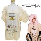 LAセレブ愛用 Wildfoxワイルドフォックス香水瓶みたいにカワイイ人気のpotion☆MAGIC POTION #9 - UNISEX T