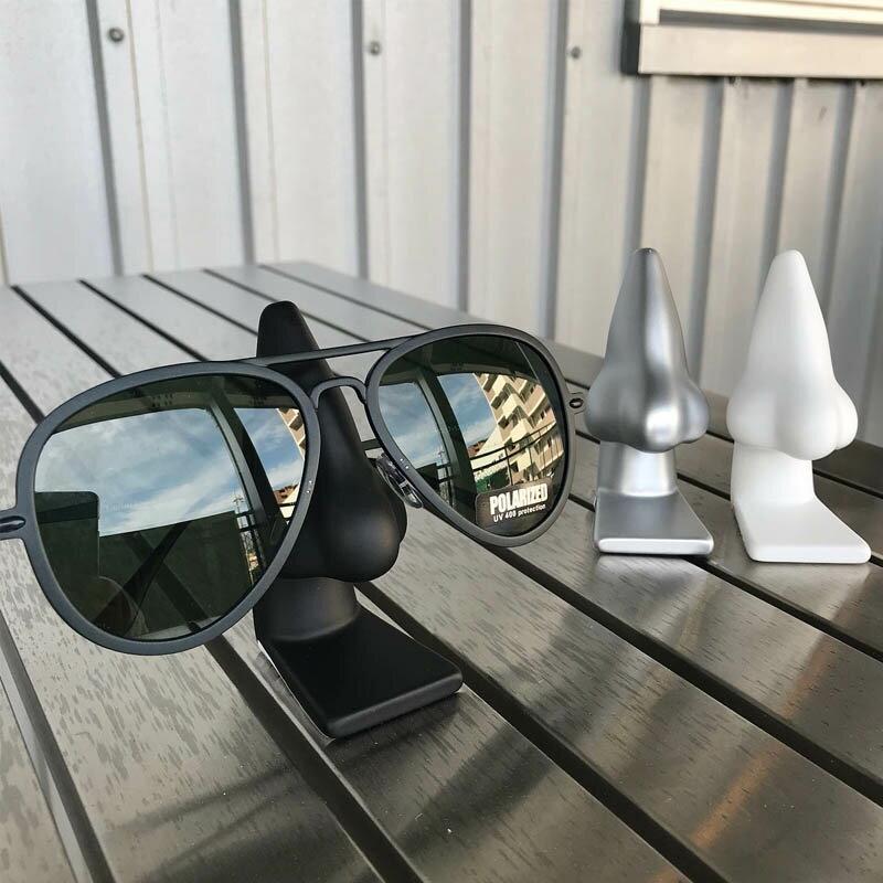 定形外郵便で1個390円で送付 ユニークな鼻の形をしたメガネホルダー DULTON ダルトン グラスホルダー GLASSES HOLDER メガネスタンド 店舗備品 ギフト シニアグラス 老眼鏡男女兼用 敬老の日 母の日 父の日 ギフト H6859