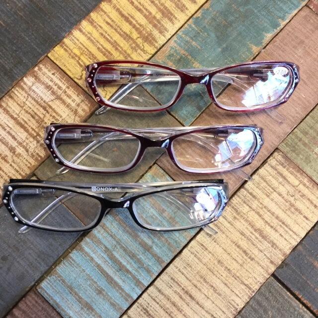 定形外郵便送料無料 サイドにクリアーパーツ Reading Glasses シニアグラス 老眼鏡 福祉 介護 ルーペ ダルトン BONOX YGF40 男女兼用/敬老の日/ プレゼント 贈り物 YGF40 母の日