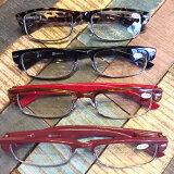 楽天リアルタイムランキング1位獲得 定形外郵便送料無料 シンプルでクールな老眼鏡 福祉 介護 ルーペ クラシックな老眼鏡 Reading Glasses シニアグラス 男女兼用 プレゼント ダルトン BONOX YGF50