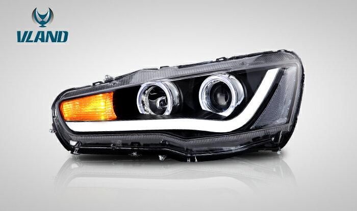 ライト・ランプ, ヘッドライト cz4a X LED 2 10 VLAND