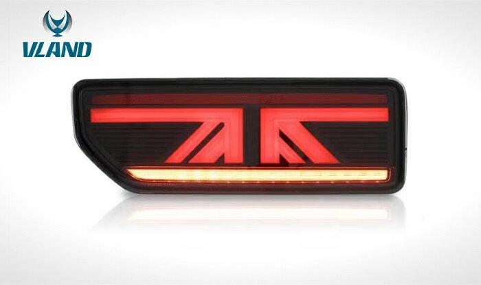 ライト・ランプ, ブレーキ・テールランプ VLAND JB64 JB74 LED